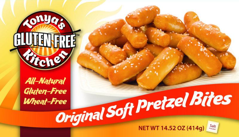 Tonya's Gluten Free Kitchen Soft Pretzels   Gluten Freeville